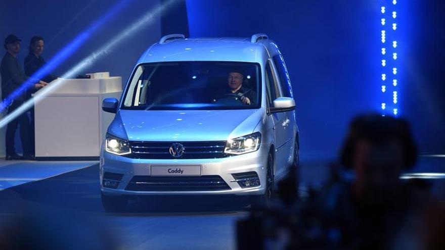 Volkswagen Vehículos Comerciales bate un récord de ventas hasta marzo