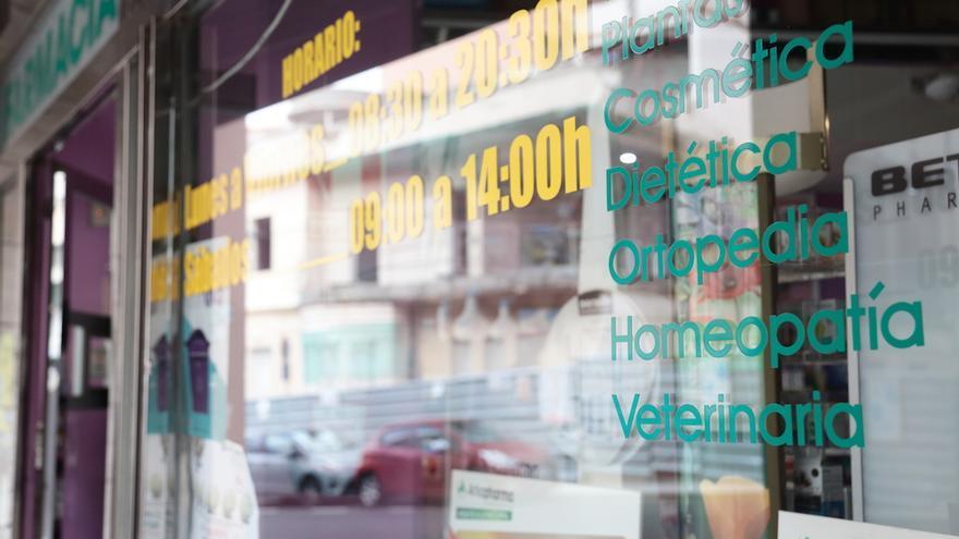 Algunas farmacias promocionan la venta de homeopatía