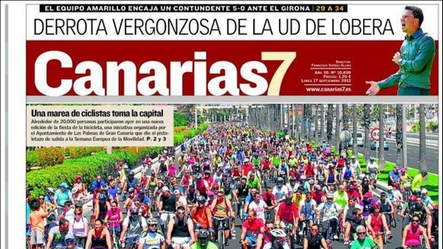 De las portadas del día (17/09/2012) #2