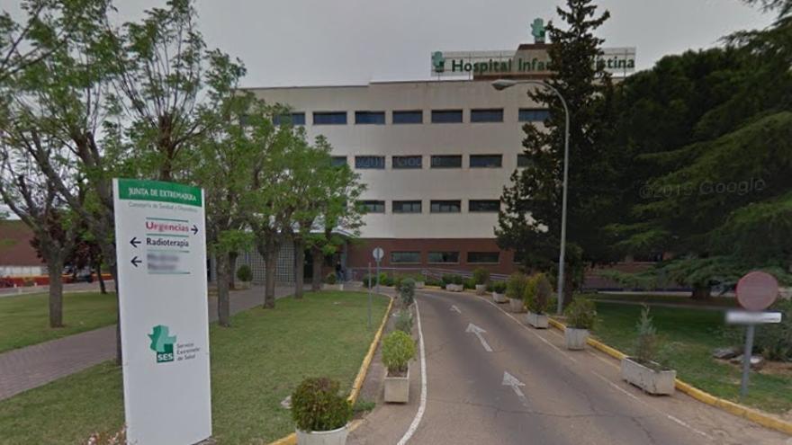 Hospital Infanta Cristina, Badajoz