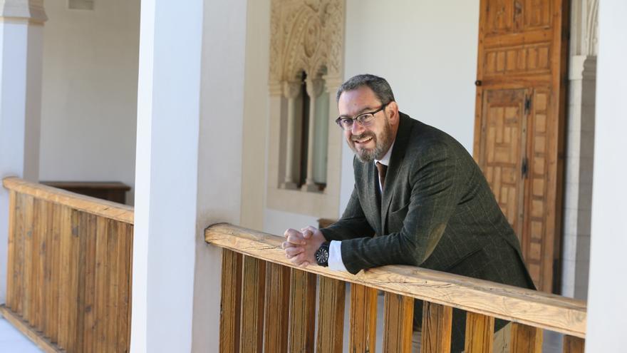 Eusebio Robles, director general de Coordinación y Planificación del Gobierno