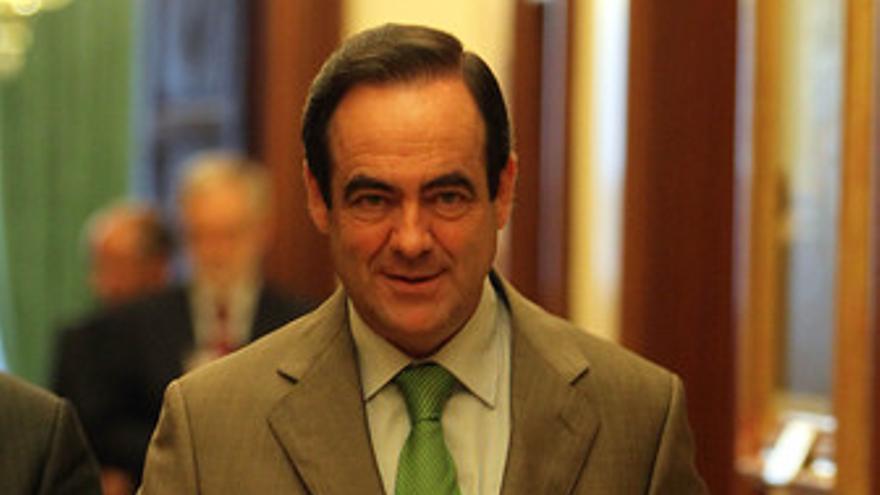 Presidente del Congreso, José Bono