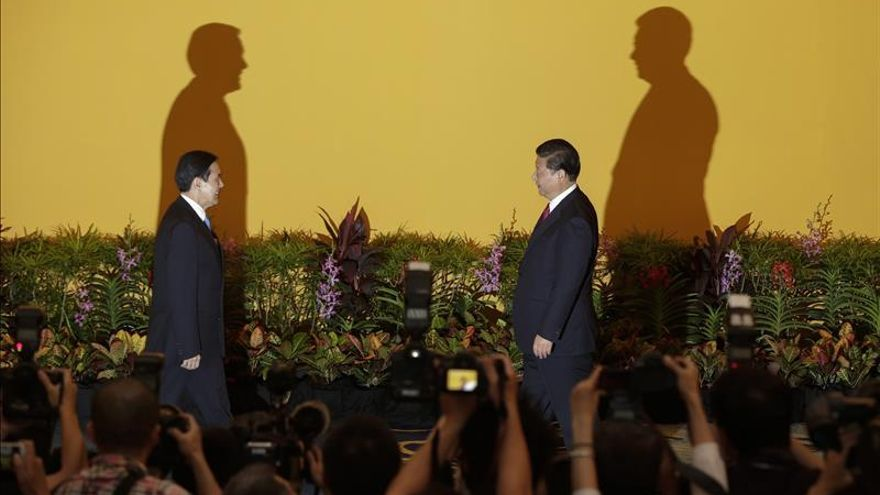 China President Xi Jinping and Taiwan President Ma Ying-jeou to hold talks in Singapore
