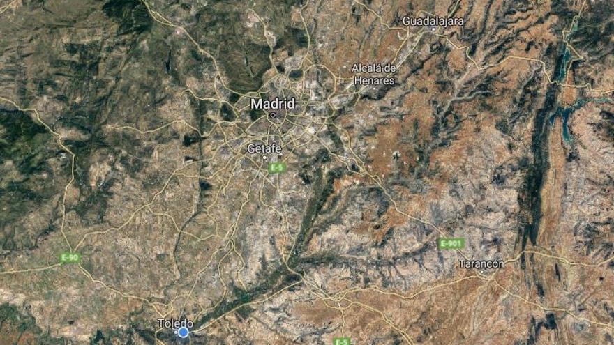 """El Gobierno de Castilla-La Mancha está """"enormemente preocupado"""" por la situación de las zonas colindantes con Madrid"""