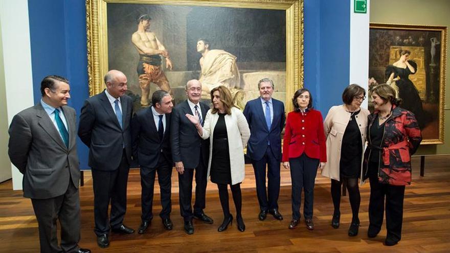 El Museo de Málaga, un viaje en el tiempo desde el Paleolítico al siglo XX