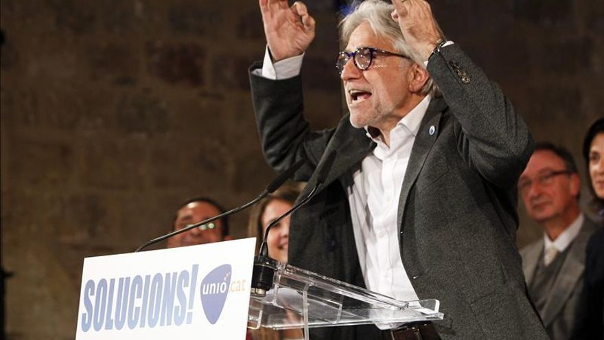 """Unió cree que tiene """"un buen caladero de votos"""" entre los indecisos de JxS"""