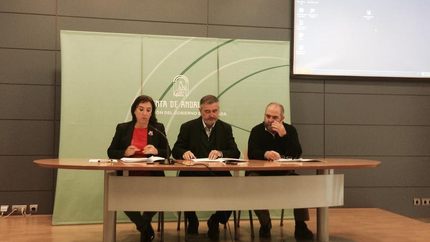 Junta exhorta al alcalde a retirar el monolito a Primo de Rivera y apunta a sanciones en la Toma