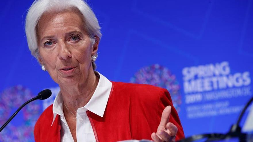 Christine Lagarde (FMI) declarará por escrito en el juicio de Bankia
