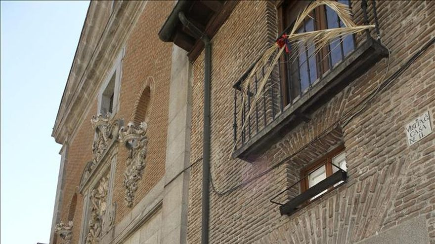 Los restos de Cervantes tendrán un lugar destacado en las Trinitarias de Madrid