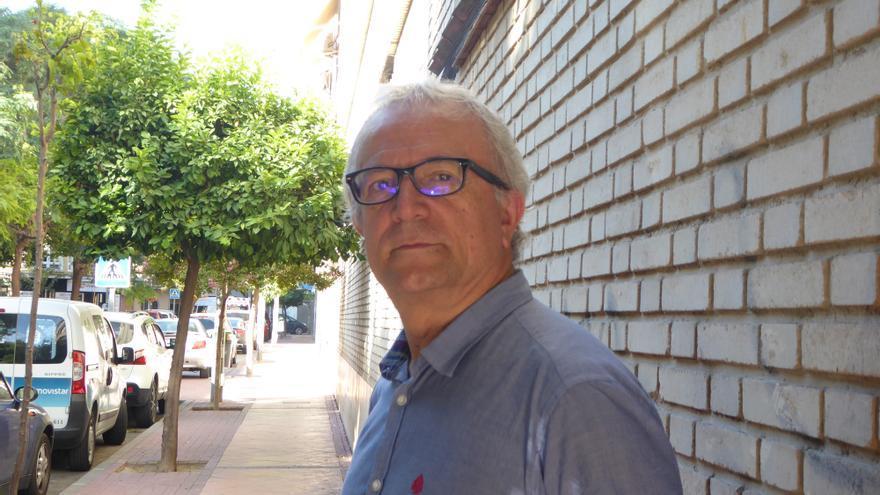 Juan Pedro Romera, cofundador de Pupaclown