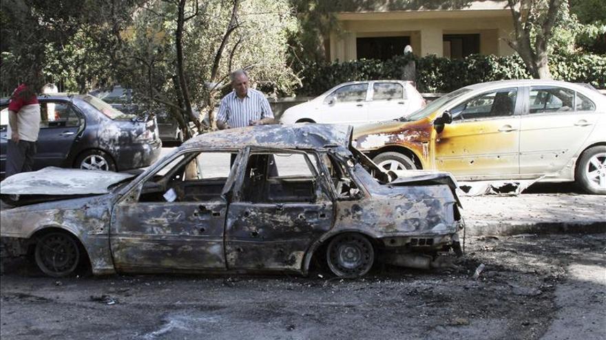 Human Rights Watch exige el fin del uso de bombas incendiarias en Siria