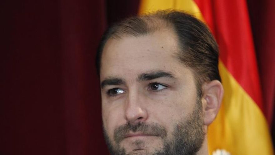 Juan Pablo Riesgo, nombrado nuevo secretario de Estado de Empleo. EFE
