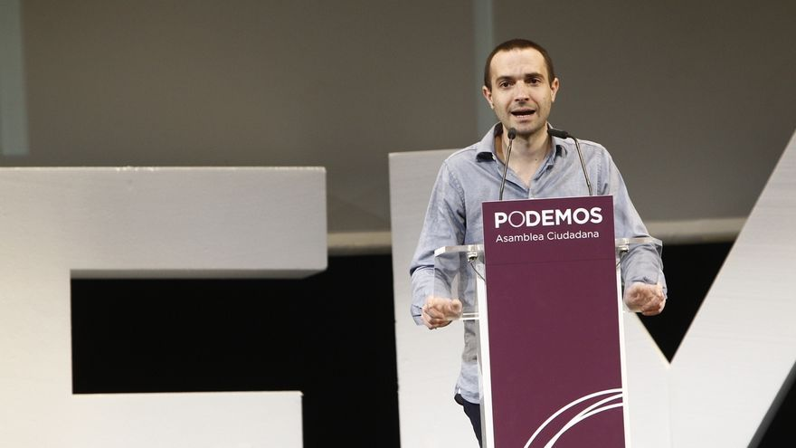 Alegre (Podemos) se corrige y dice que el partido sale a ganar también en Andalucía