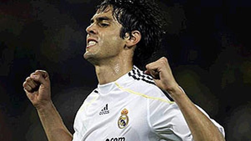 Kaká se reencontrará con el AC Milan. (REUTERS)