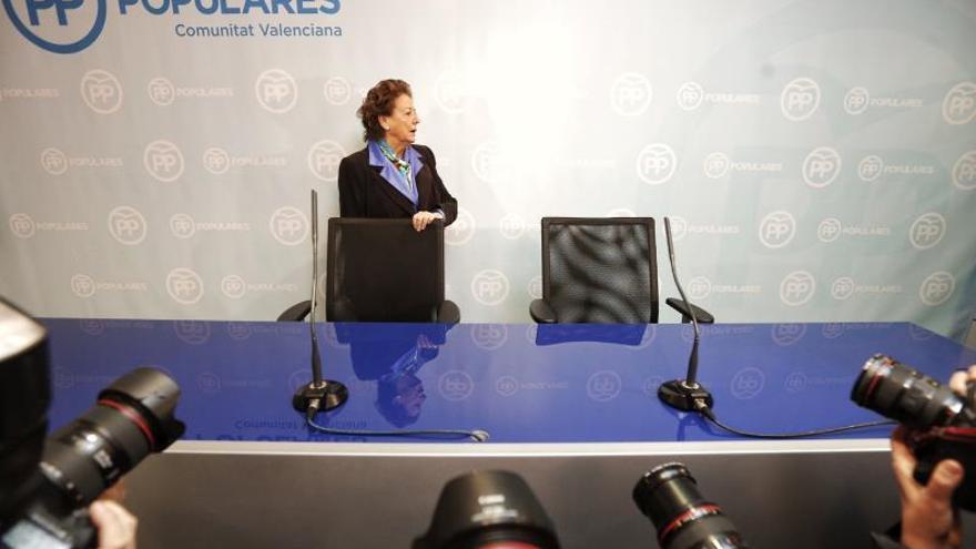 """Barberá no acudirá a la reunión del PP en el Senado porque no """"es prudente"""""""
