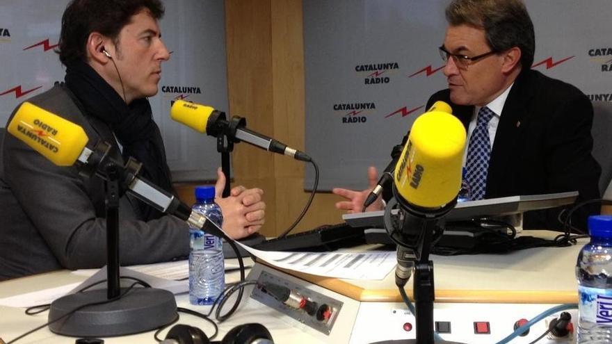 """Mas denuncia las """"mentes enfermas"""" que presentan una Cataluña ahogada por la corrupción para frenar el independentismo"""