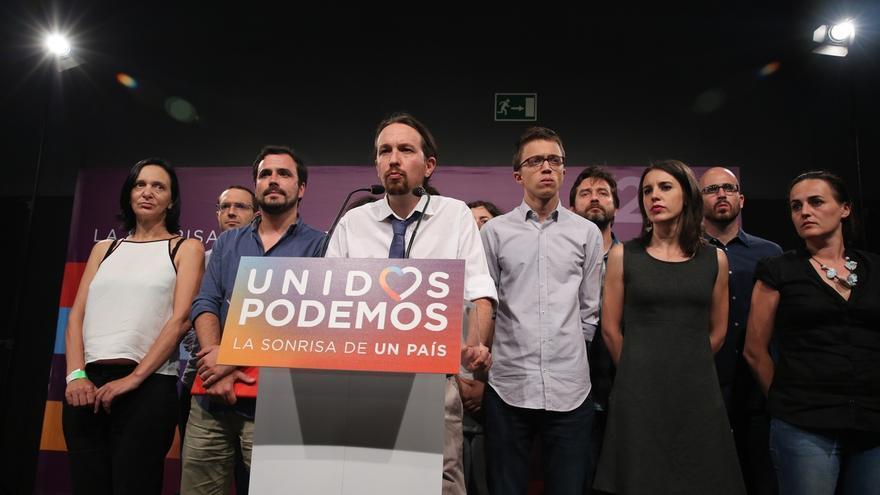 """Podemos pide al PSOE que diga """"con claridad"""" y """"rápido"""" si está dispuesto a intentar formar un gobierno progresista"""