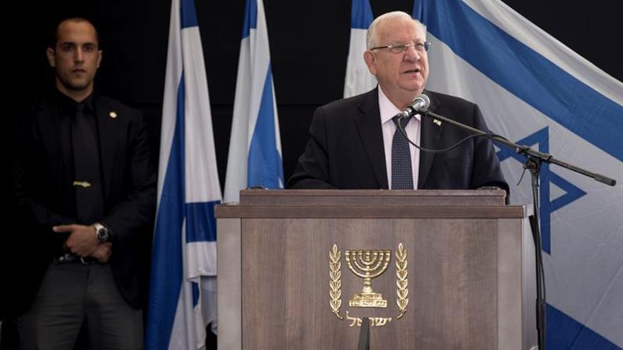 Rivlin habla con enviado especial estadounidense sobre la paz con palestinos