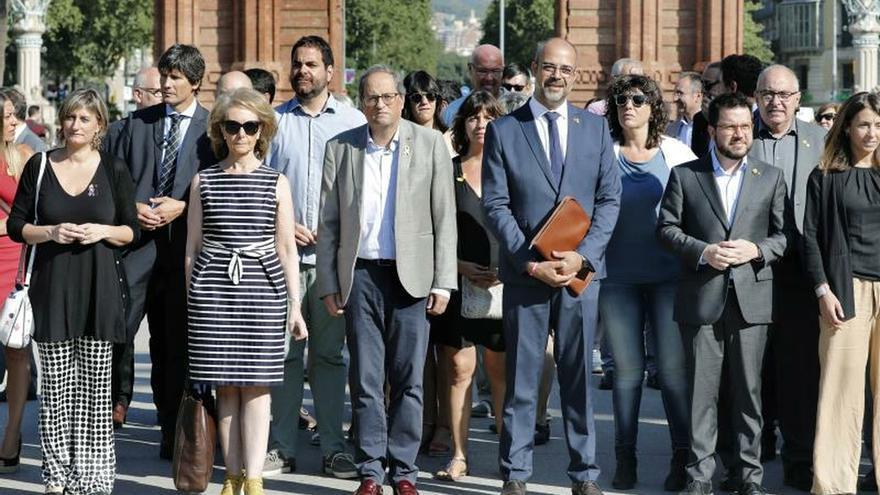 Buch se desentiende de la cesión de colegios del 1-O como alcalde de Premià