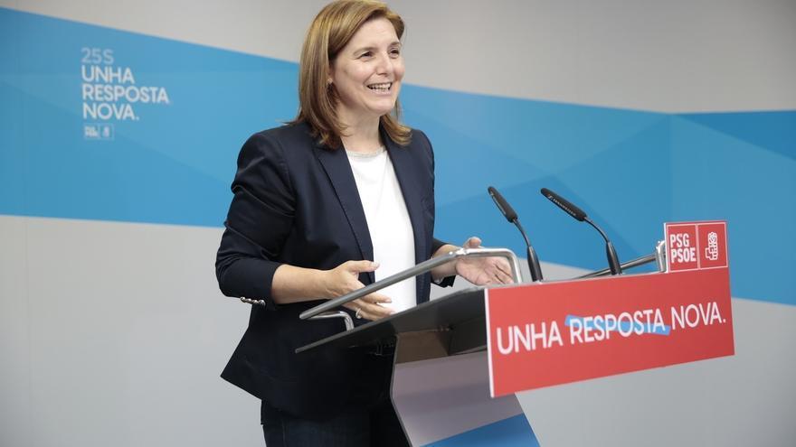 """La gestora del PSdeG respalda a Sánchez y ve """"acertado"""" convocar un congreso para fijar la posición """"política"""""""