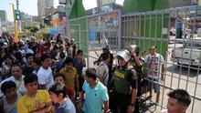 Cierra el mayor distrito comercial de Perú en operativo contra informalidad