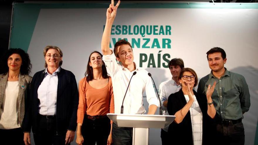 """Errejón dice que """"dan los números"""": """"No podemos ir a terceras elecciones"""""""
