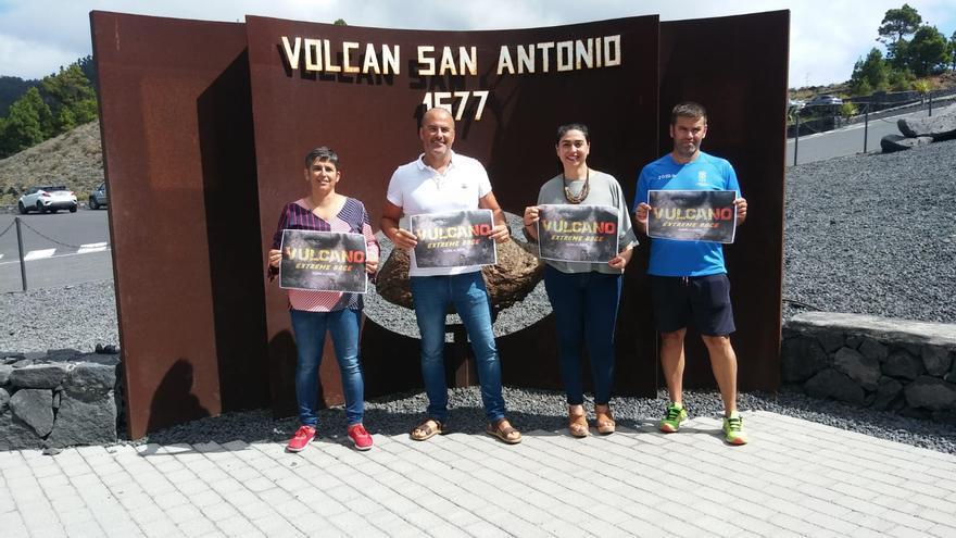Presentación de la 'Vulcano Extreme Race'