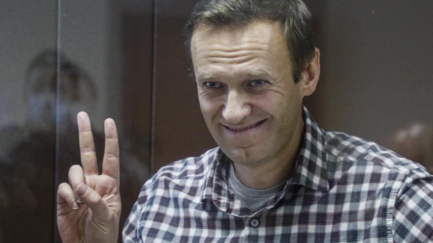 Navalni asegura estar bien en la prisión preventiva de la región de Vladímir