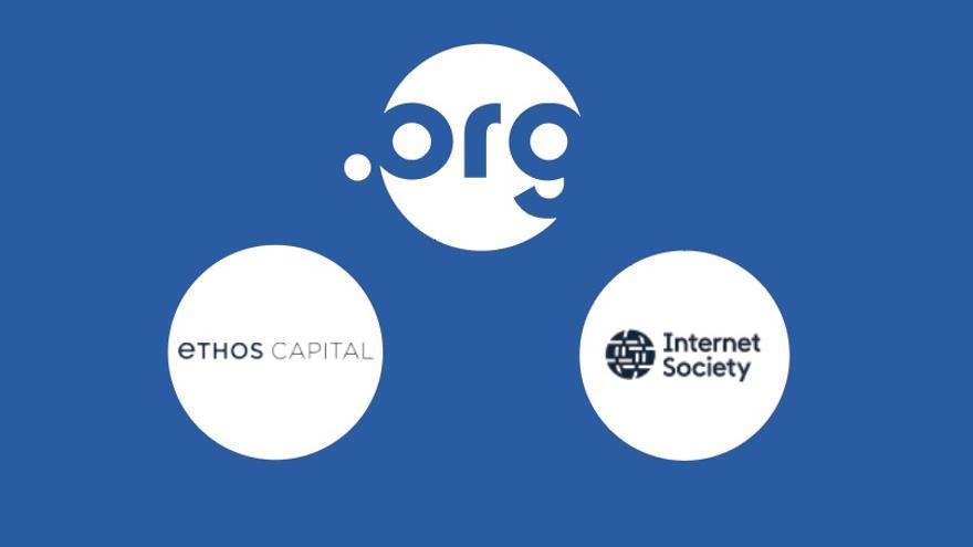 Internet Society vende el dominio .org a Ethos Capital
