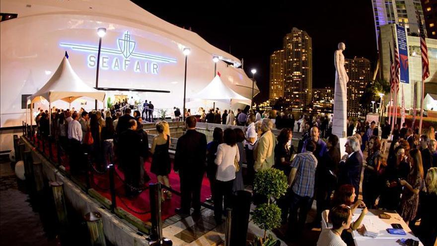Llega a Miami una de las más lujosas ferias de arte y ocio flotante del mundo