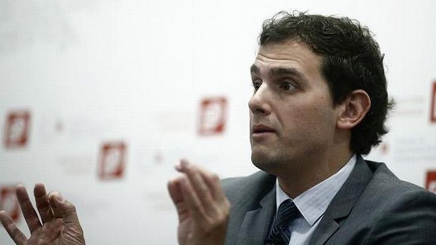 El presidente de Ciudadanos, Albert Rivera. / Efe