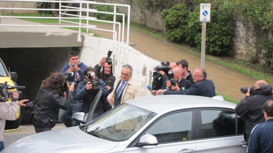 """El Juzgado desestima la demanda de Lavín para impugnar las juntas del Racing, que """"actuó de buena fe"""""""