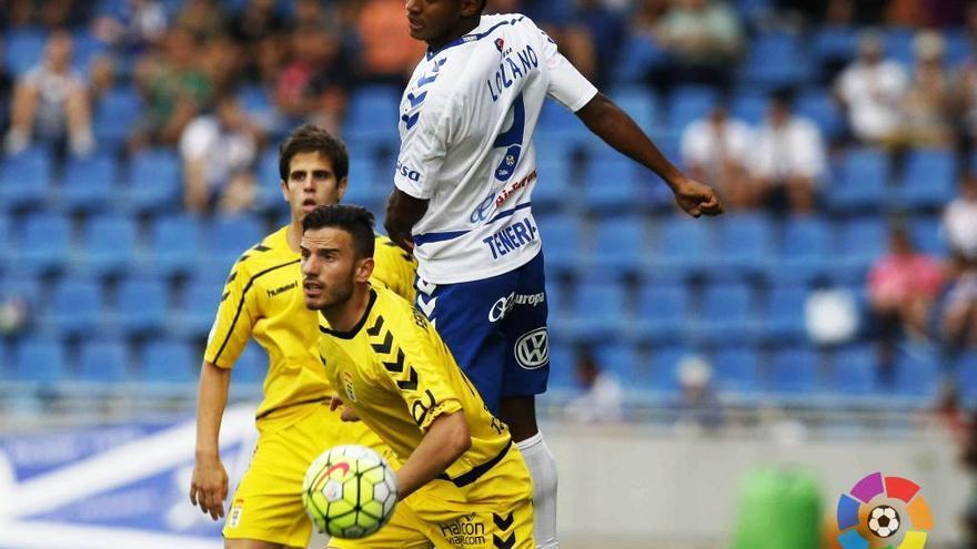 Anthony 'Choco' Lozano. (clubdeportivotenerife.es):