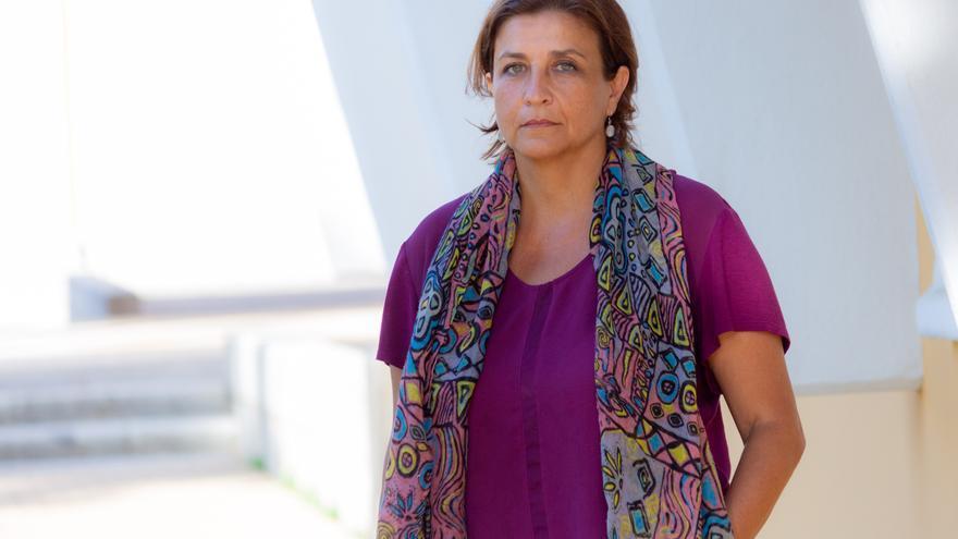 Nuria Cordero, profesora de la UPO
