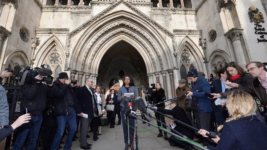 """La Justicia británica dicta que el Parlamento debe autorizar el """"brexit"""""""