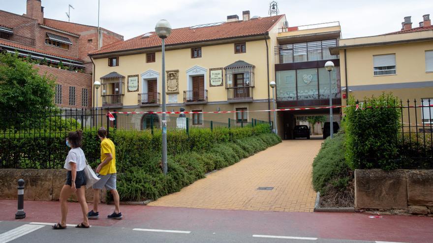 Detectado un brote en una residencia de mayores de La Rioja con 7 positivos