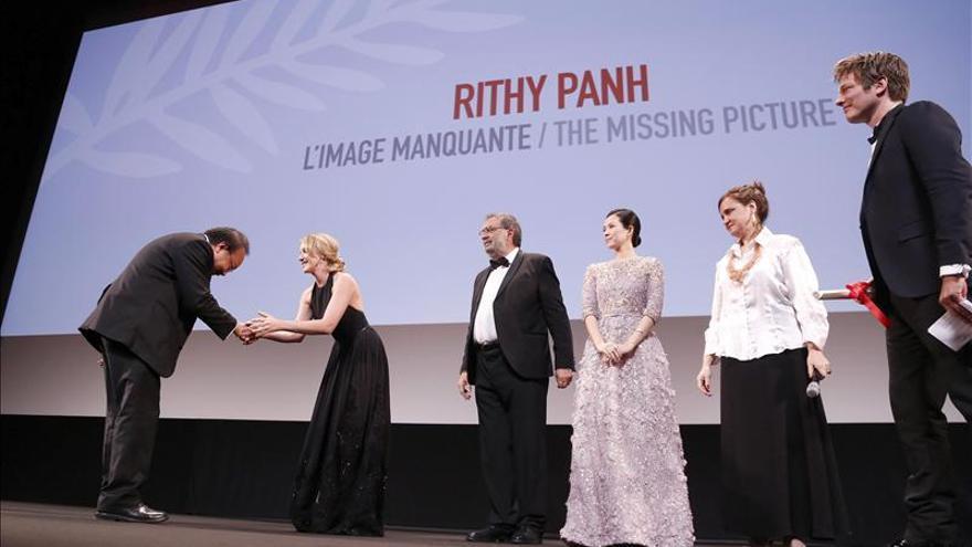 """Un filme sobre el genocidio en Camboya gana el premio """"Una cierta mirada"""" en Cannes"""