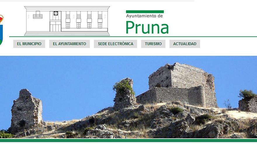 Castillo del Hierro. | AYUNTAMIENTO DE PRUNA