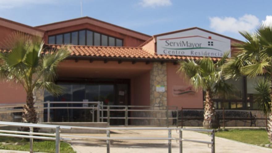 Centro Residencial Servimayor, ubicado en la localidad cacereña de Losar de la Vera