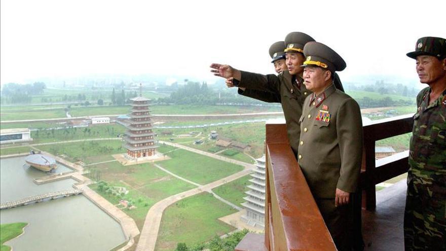 El número tres de Corea del Norte viaja a Rusia para una visita de ocho días
