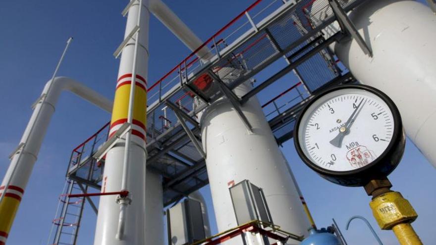 Ucrania ofrece a Europa 12.000 millones cúbicos para almacenar gas por Rusia