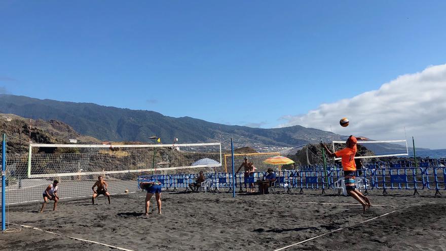 Imagen del torneo en Los Cancajos.