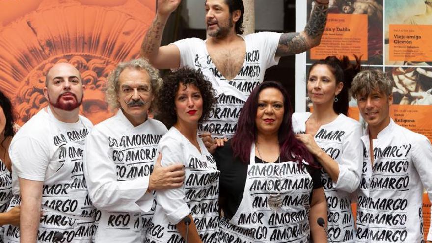 """Llega """"Dionisio"""" a Mérida con el que Amargo fusiona flamenco, ballet y danza"""