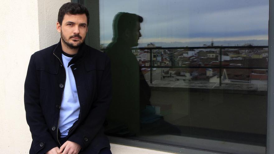 Eduardo Garzón, asesor económico en el Ayuntamiento de Madrid