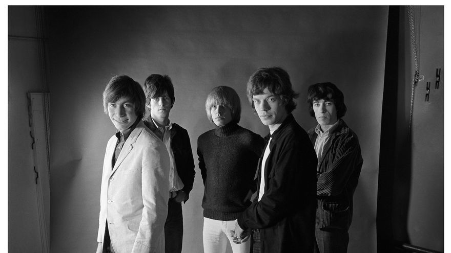 The Rolling Stones   Gered Mankowitz