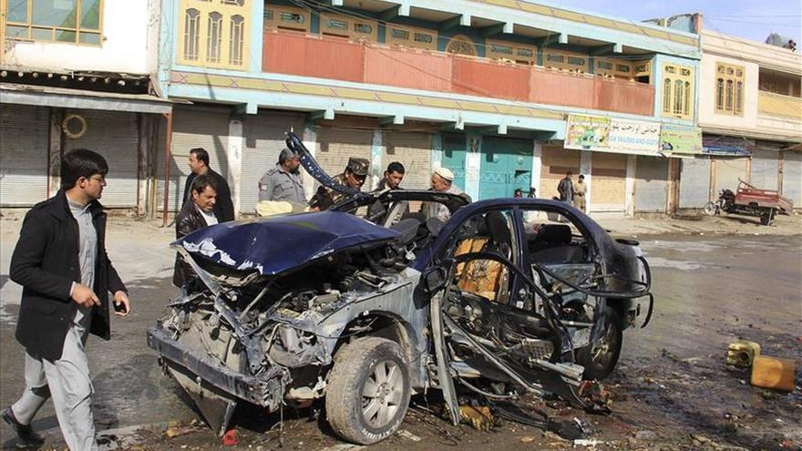 Afganistán registró un cifra récord de 3.699 muertos civiles en 2014
