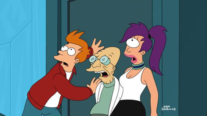 Estreno de las nuevas temporadas de The Cleveland Show, American Dad y Futurama en Neox
