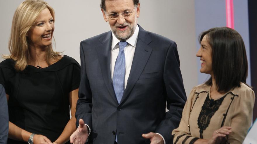Rajoy asegura que no tocará las pensiones