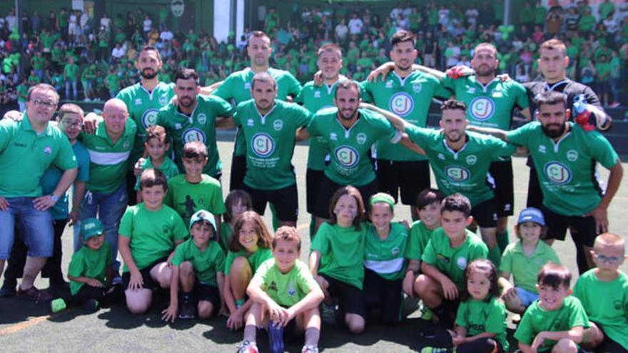 Imagen de archivo del Atlético Paso. ÓSCAR SIMÓN