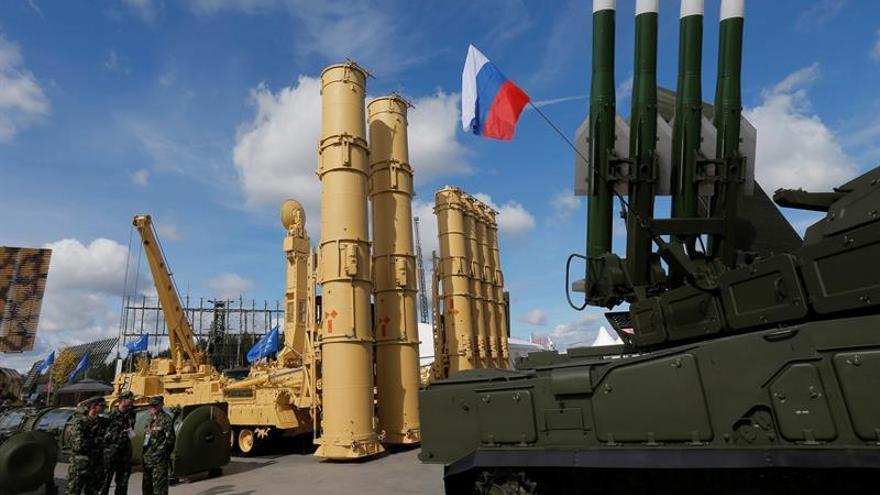"""Rusia exhibe sus novedades militares en el foro """"Army 2016"""""""